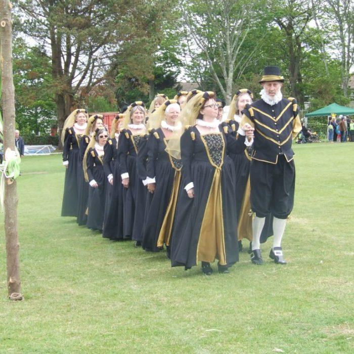 Charter Day, Pavan dance