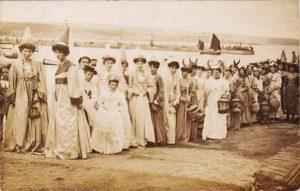 Newlyn Tea Treat Furry Dance 1909