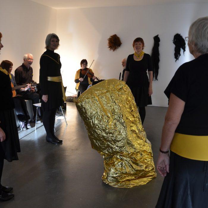Newlyn Gallery exhibition