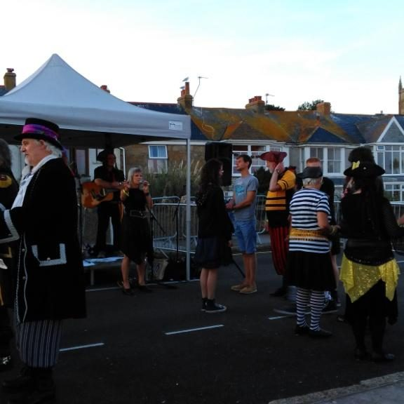 Pirates on the Prom, Penzance