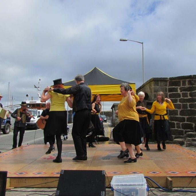 Quay Fair Day, Hevva