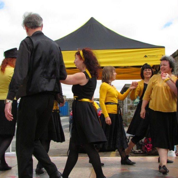 Quay Fair Day, Furry Dance