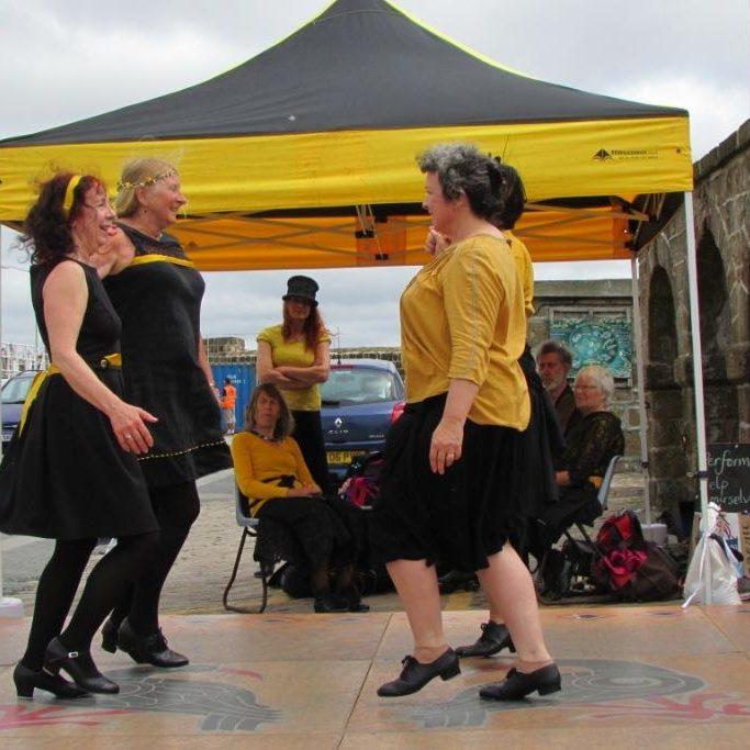 Quay Fair Day, Quay Fair dance