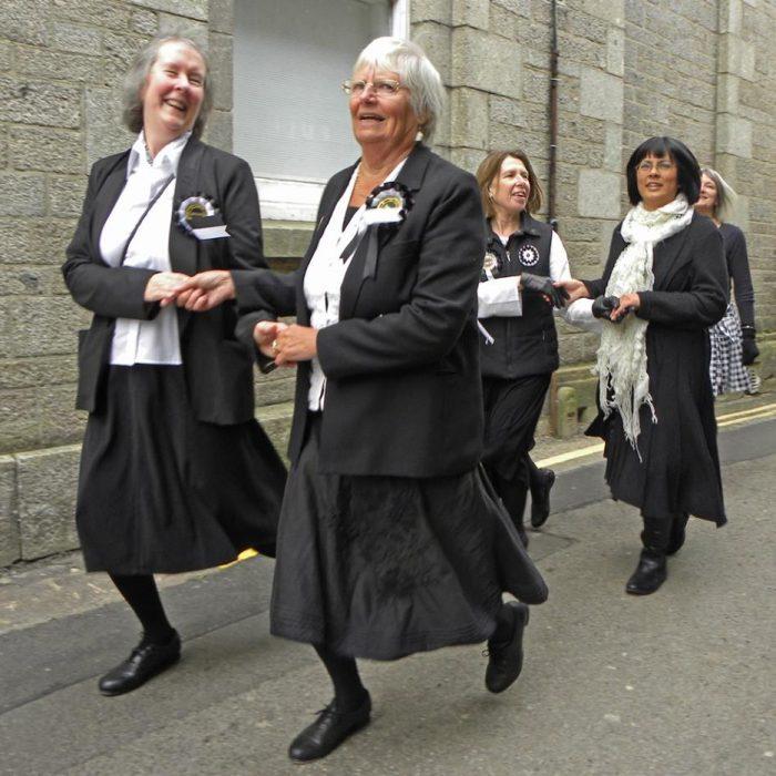 St Pirans Day furry