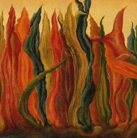 ithell colquhoun fire