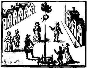 17th Century maypole
